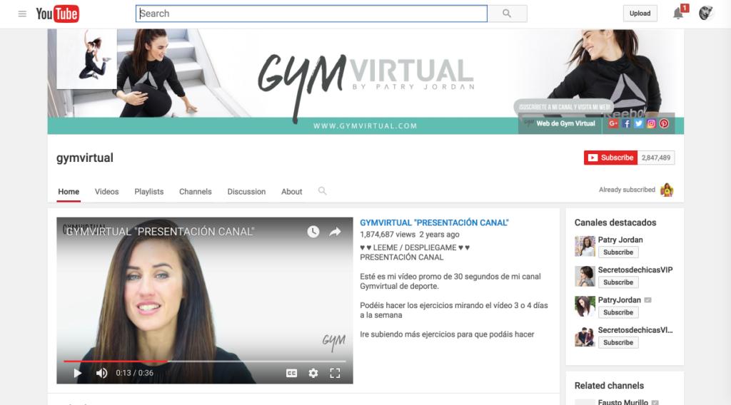 gym-virtual